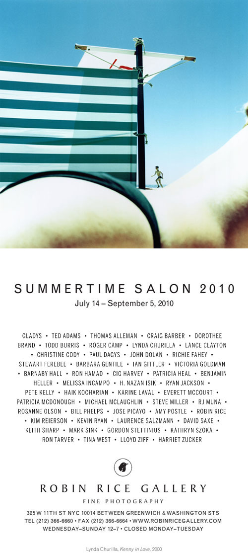 Summertime Salon exhibition